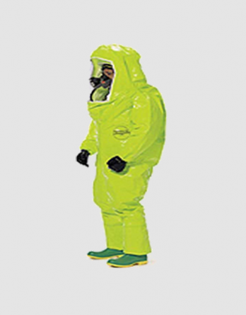 DuPont-Tychem-TK-Level-B Coverall-Suits